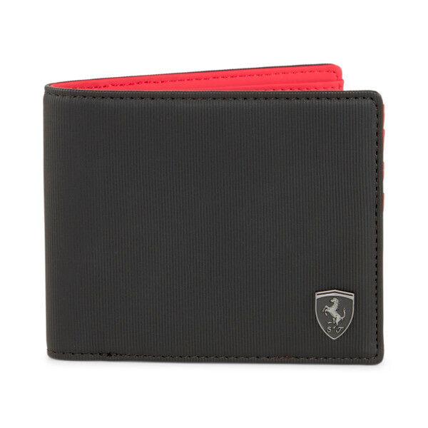 Puma Scuderia Ferrari Style Wallet in Black
