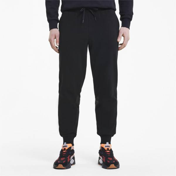 Puma Tailored for Sport Men's Track Pants in Black, Size S