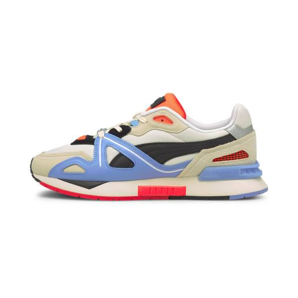 Puma Mirage Mox Sneakers in Eggnog/Fiery Coral, Size 8.5