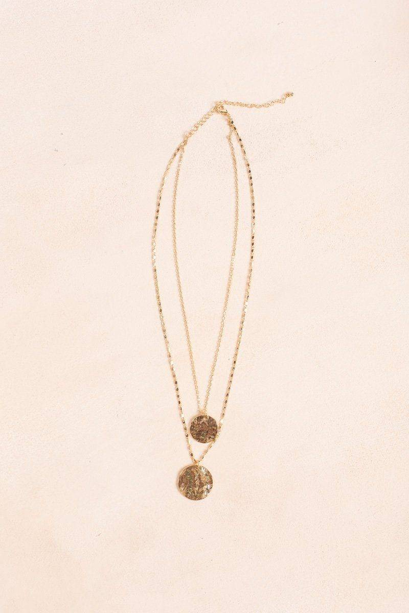 JOIA Jayleen Gold Necklace