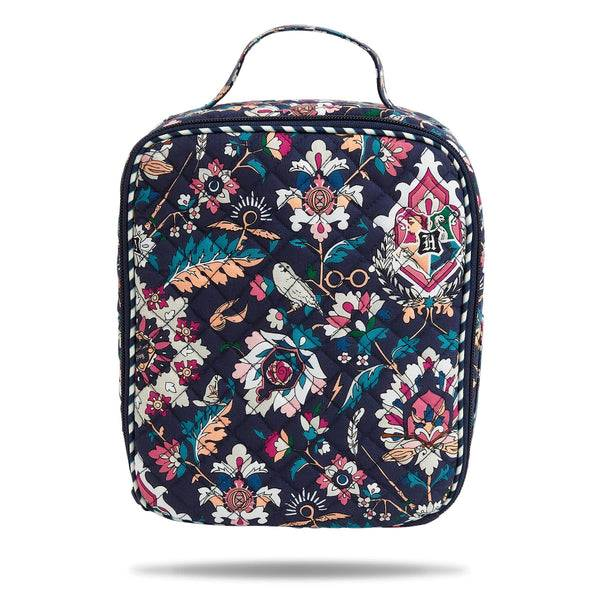 Blue Vera Bradley Harry Potter™ Lunch Bunch in Home to Hogwarts™ Blue