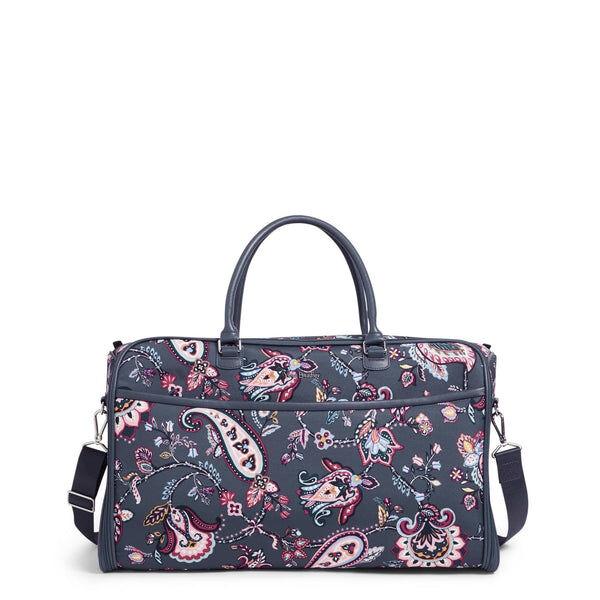 Pink Vera Bradley Convertible Garment Bag in Felicity Paisley Pink