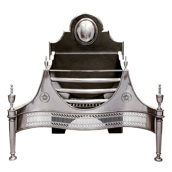 Alchemy Croome Fire Basket - Steel