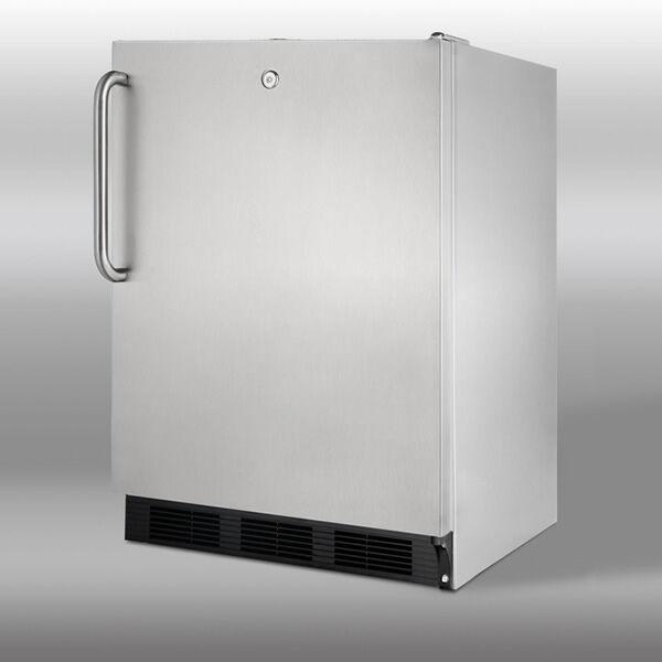 Summit Appliance Summit SPR7OSST Outdoor/Commercial BuiltIn Refrigerator