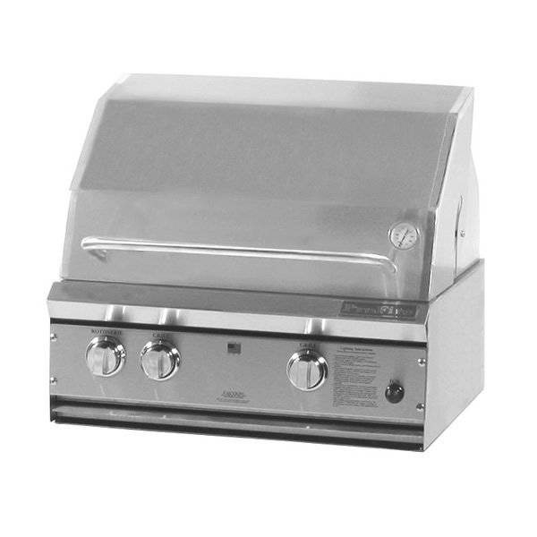 """ProFire Grills ProFire Gas Grill with SearMagic Cooking Grids - 27"""""""