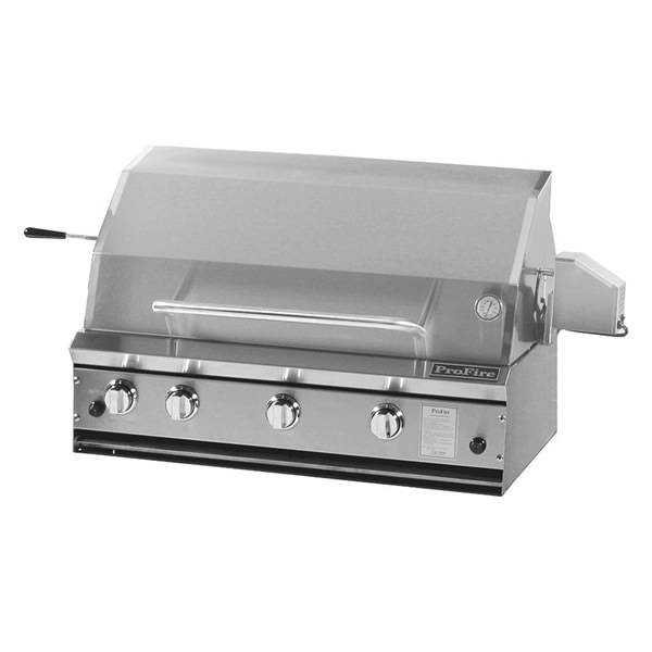 """ProFire Grills ProFire Gas Grill with SearMagic Cooking Grids - 36"""""""