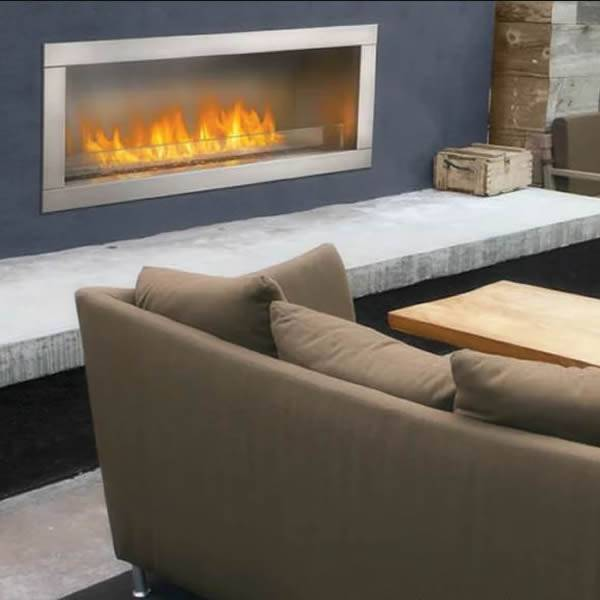 Napoleon Galaxy GSS48 Outdoor Linear Gas Fireplace
