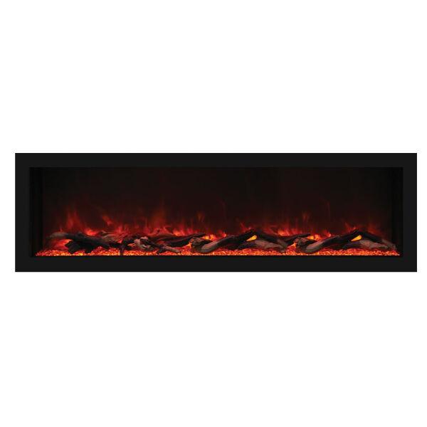 Amantii Remii Deep Indoor/Outdoor Built-In Electric Fireplace