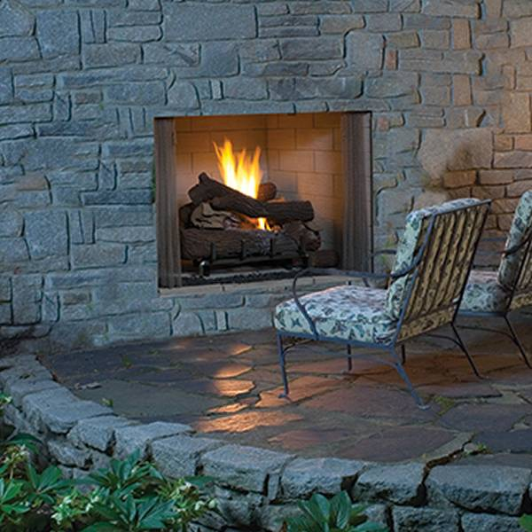 Superior Products Superior VRE4500 Ventless Outdoor Firebox
