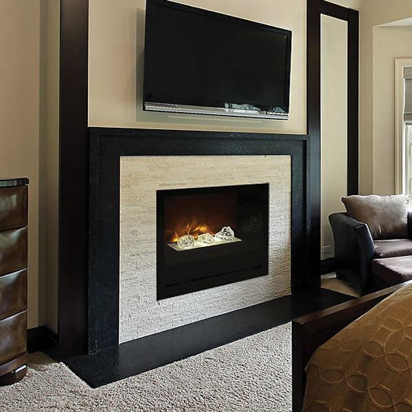 "Modern Flames Home Fire CBI Series Electric Fireplace - 36"""