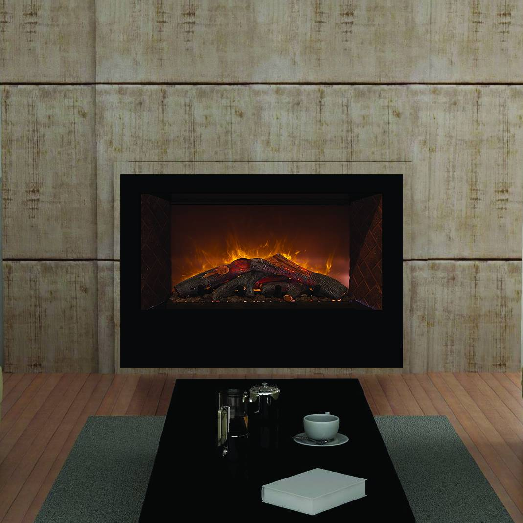 "Modern Flames Home Fire CBI Series Electric Fireplace - 42"""