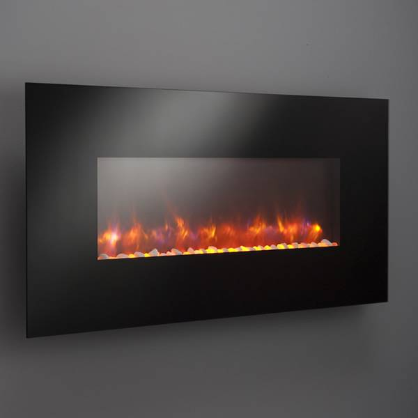 "The Outdoor GreatRoom GreatCo 50"" High Definition Linear Electric Fireplace"
