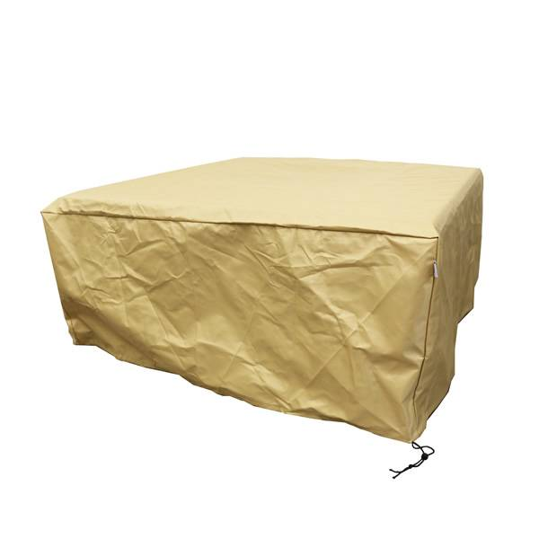 The Outdoor GreatRoom CVR3727  Rectangular Fire Pit Cover