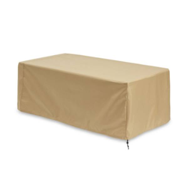 The Outdoor GreatRoom CVR5727 Linear Fire Pit Cover