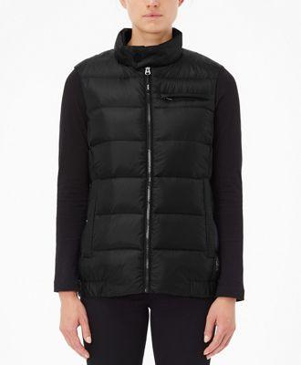 tumi Women's Vest  - Black - Size: one size