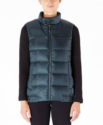 TUMIPAX Women's Vest  - Midnight Blue - Size: one size