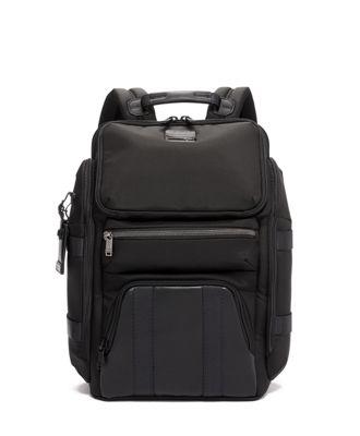 tumi Tyndall Utility Backpack  - Black - Size: one size