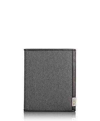 TUMI ID Lock™ Passport Case  - Anthracite/Black - Size: one size