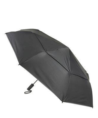 tumi Large Auto Close Umbrella  - Black - Size: one size