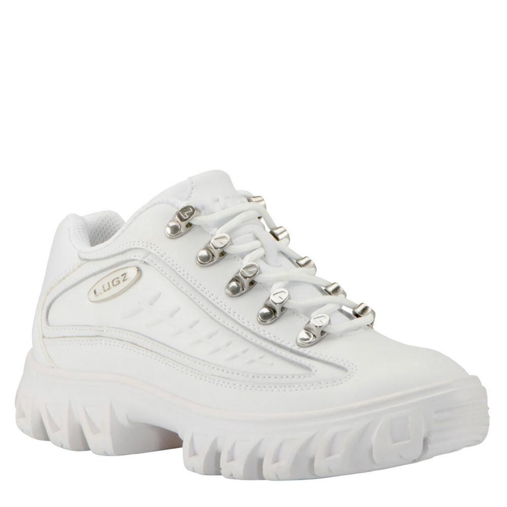 Lugz Dot.Com 2.0 Women's White Sneaker 5 M