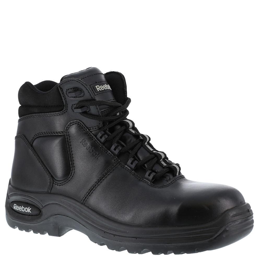 "Reebok Work Trainex 6"" Sport Boot Men's Black Boot 9 W"