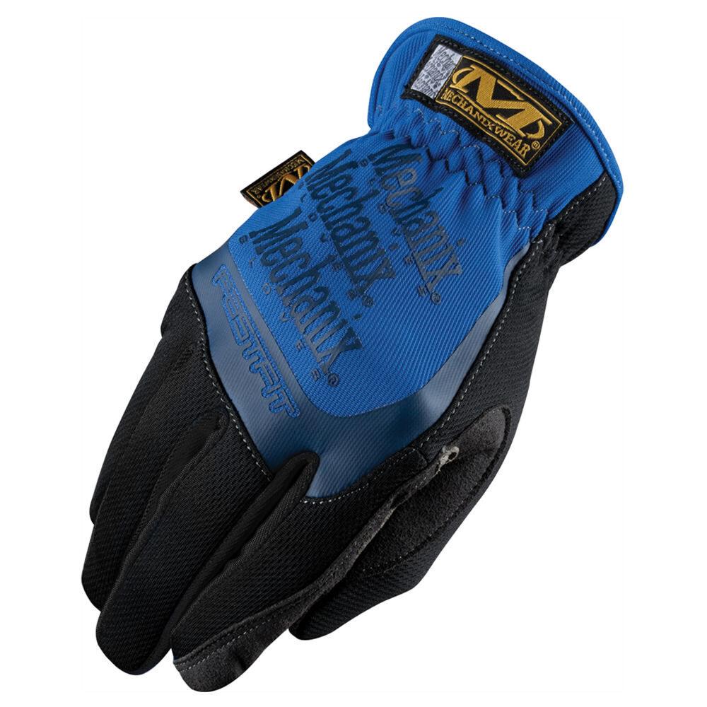 Mechanix Wear FastFit Gloves Blue Misc Accessories L