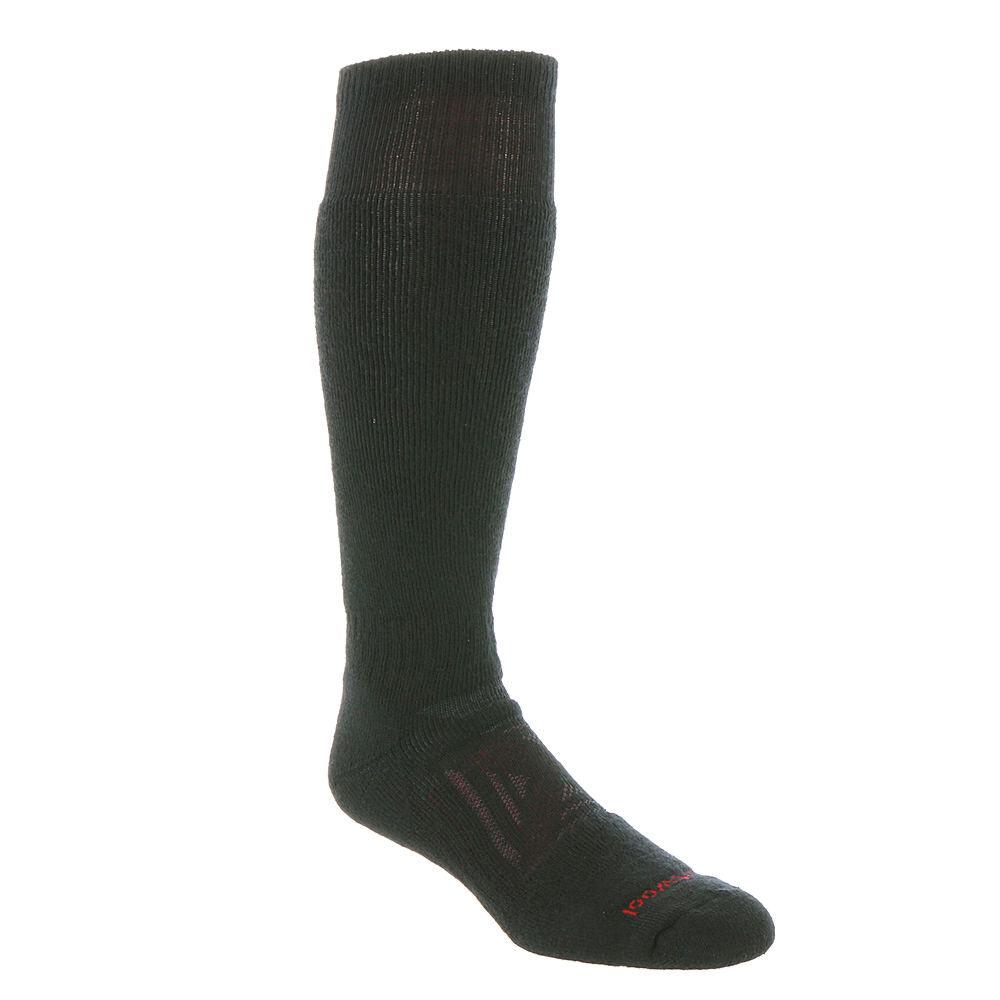 Smartwool PHD Outdoor Heavy OTC Socks Black Socks M