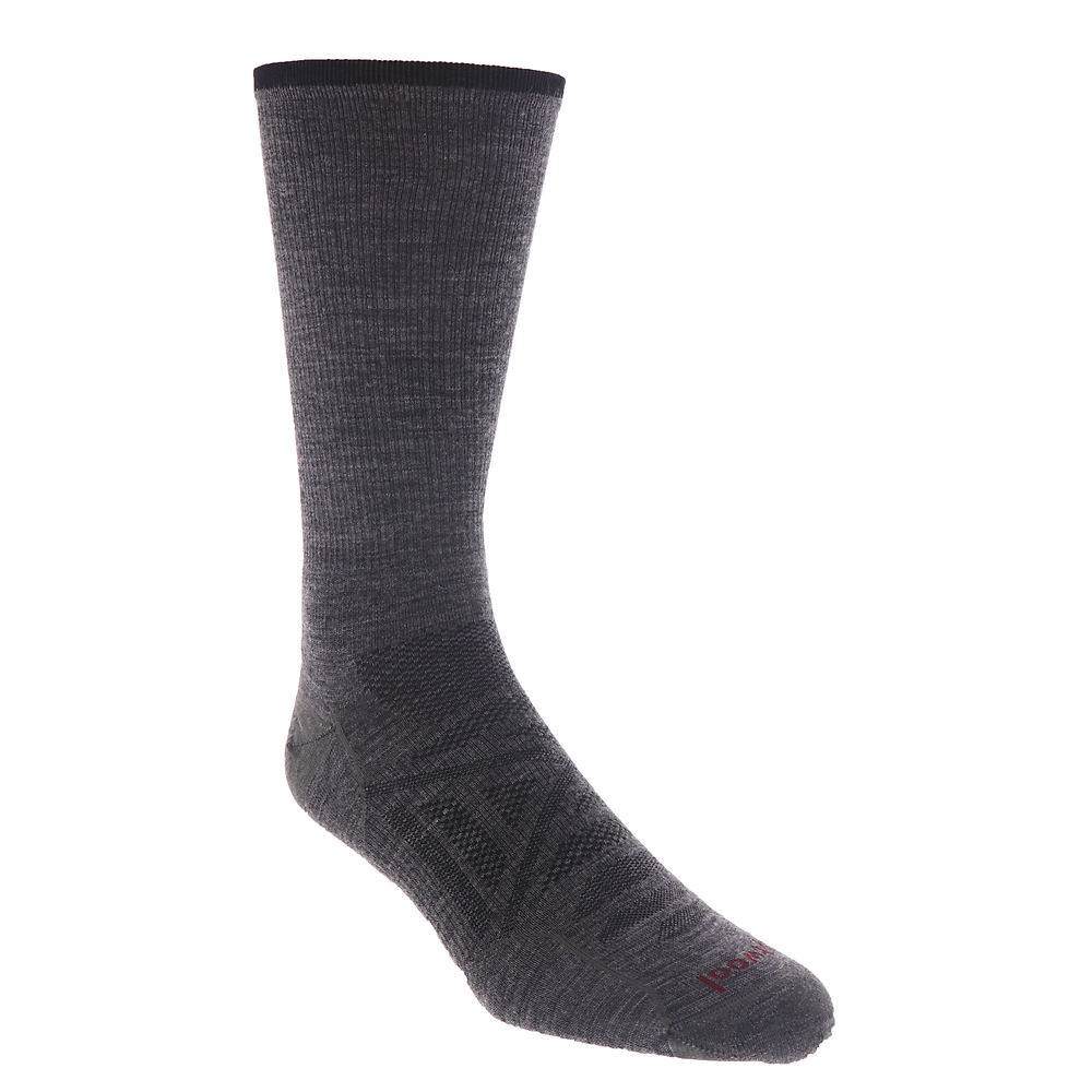 Smartwool Men's PhD Outdoor Ultra Light Crew Socks Grey Socks M
