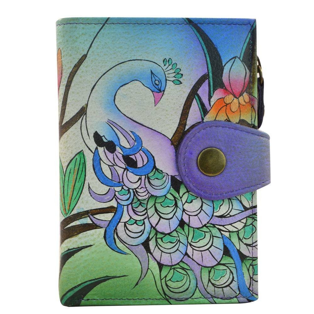 Anna by Anuschka Ladies Wallet Multi Misc Accessories No Size