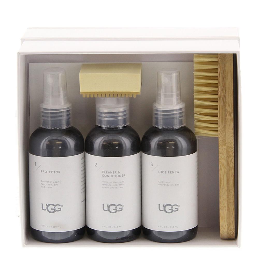 UGG Sheepskin Shoe Care Kit Unisex Multi Footwear Accessories One Size