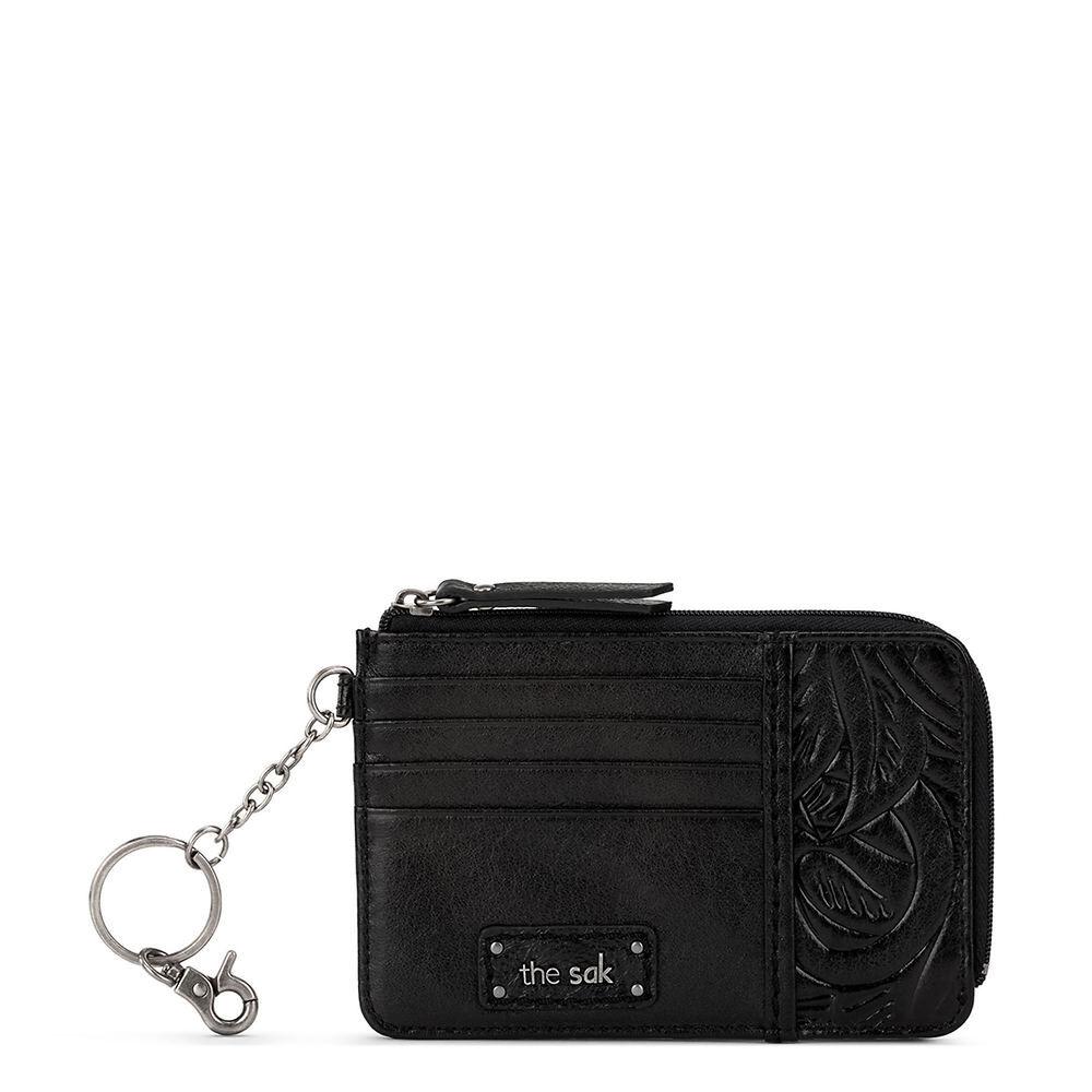 The Sak Iris Card Wallet Black Misc Accessories No Size