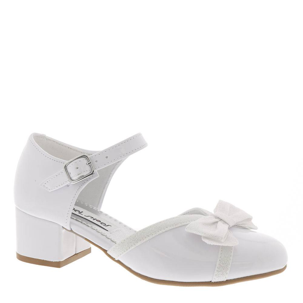 Rachel Shoes Lorraine Girls' Toddler-Youth White Oxford 4 Youth M