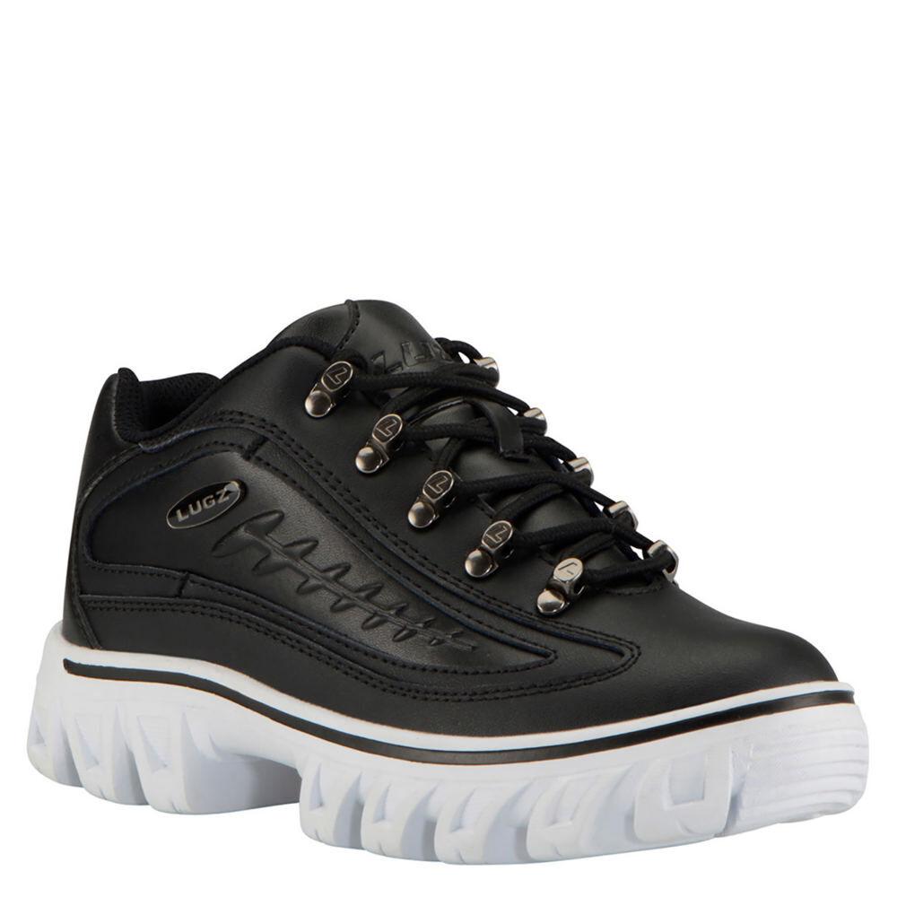 Lugz Dot.Com 2.0 Women's Black Sneaker 8.5 M