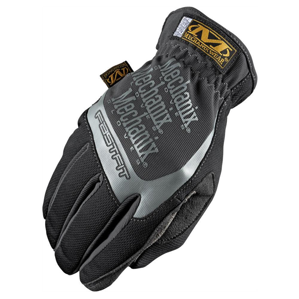 Mechanix Wear FastFit Gloves Black Misc Accessories L