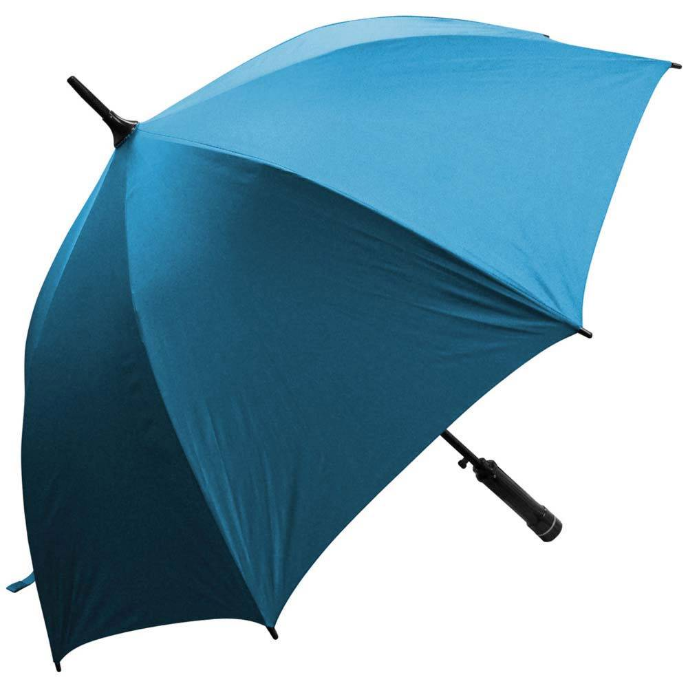 Creative Labs Bree-Z-Brella with Built-In Fan Blue Misc Accessories No Size