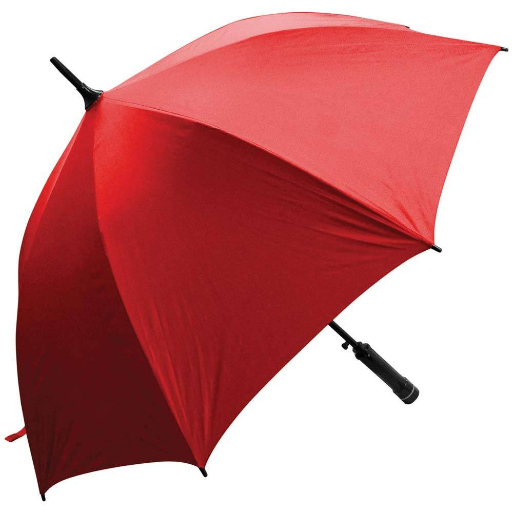 Creative Labs Bree-Z-Brella with Built-In Fan Red Misc Accessories No Size