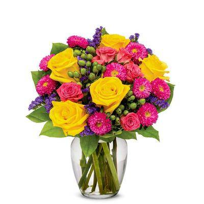 From You Flowers The Sunrise Bouquet