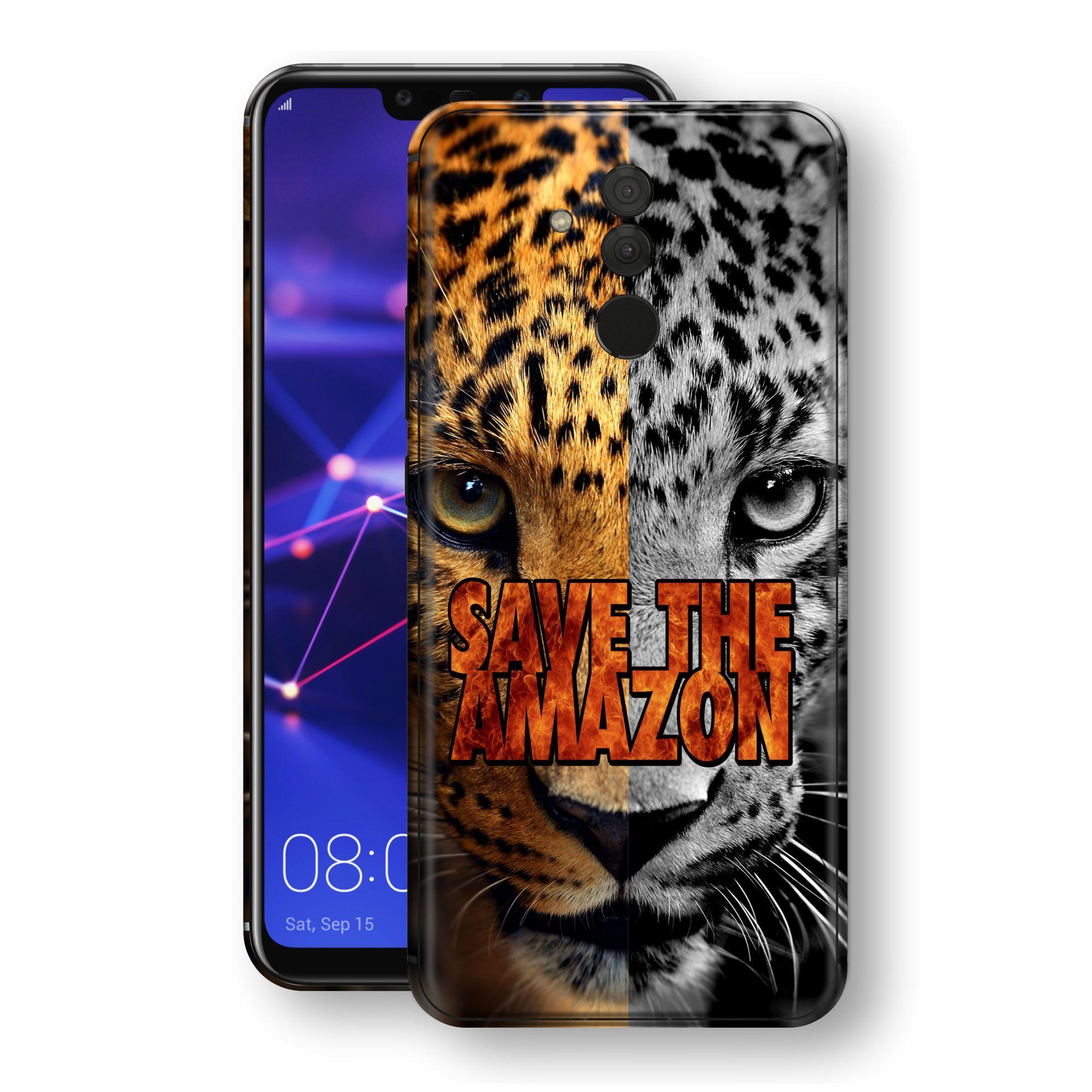 EasySkinz ღ Huawei MATE 20 LITE SAVE THE AMAZON Skin