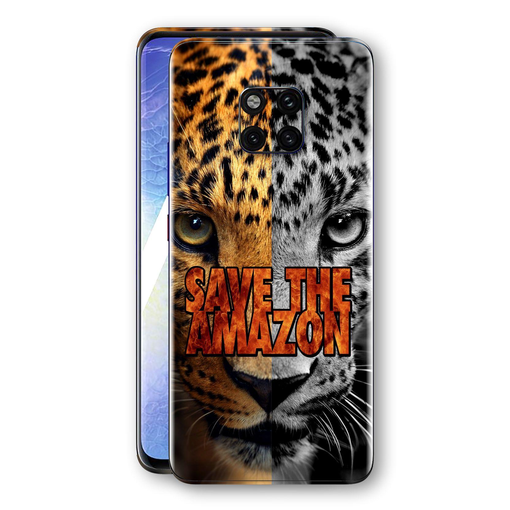 EasySkinz ღ Huawei MATE 20 PRO SAVE THE AMAZON Skin