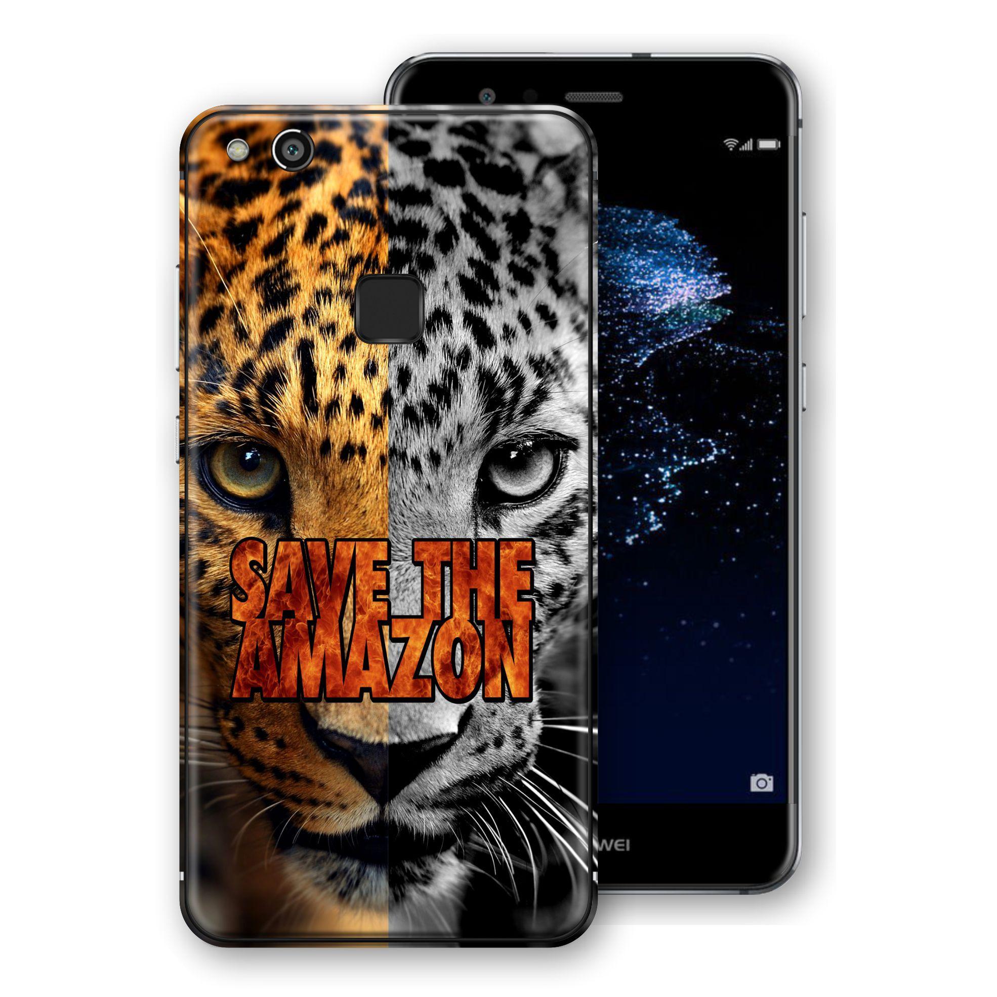 EasySkinz ღ Huawei P10 LITE SAVE THE AMAZON Skin