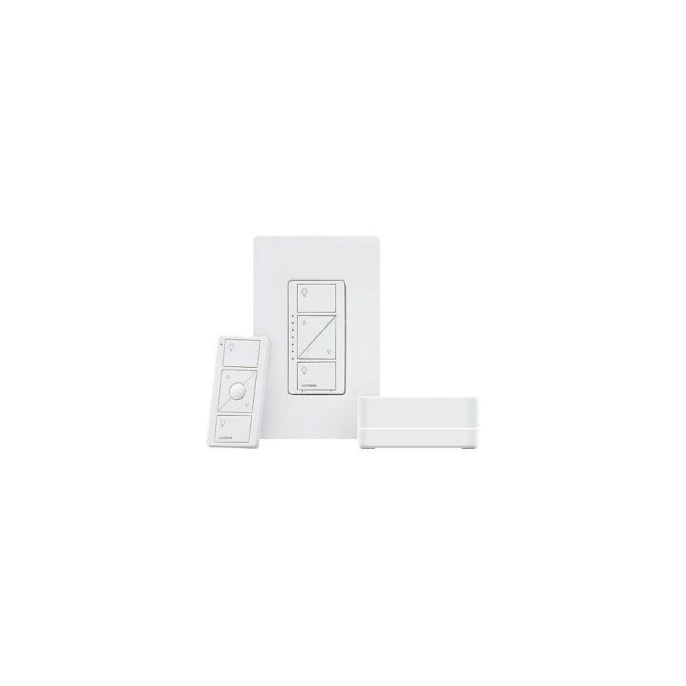 Lutron Caseta Pro Wireless Smart Bridge Home Lighting Kit - Style # 1V200