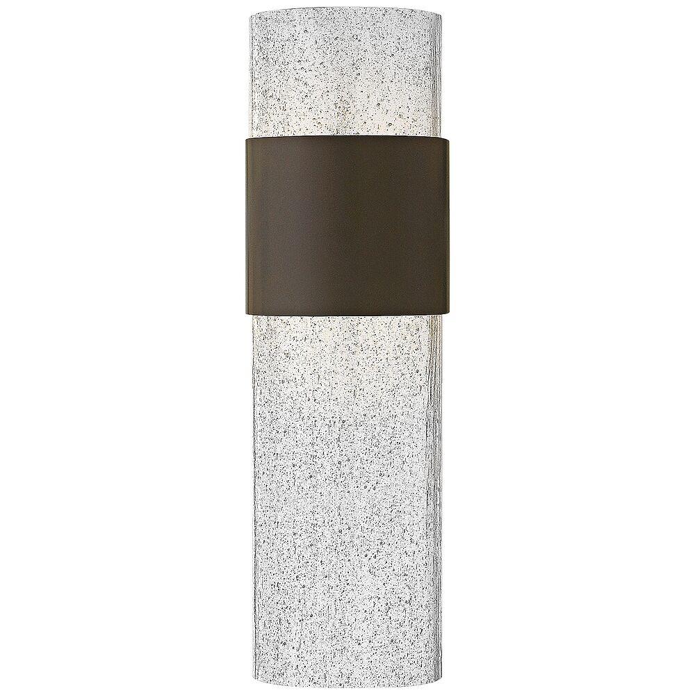 "Hinkley Horizon LED 17"" High Bronze Outdoor Wall Light - Style # 1R469"