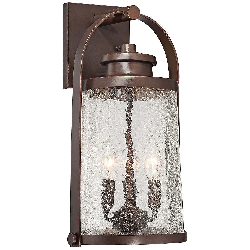 "Minka Lavery Travessa Bronze 16 1/2"" High Outdoor Wall Light - Style # 2N137"