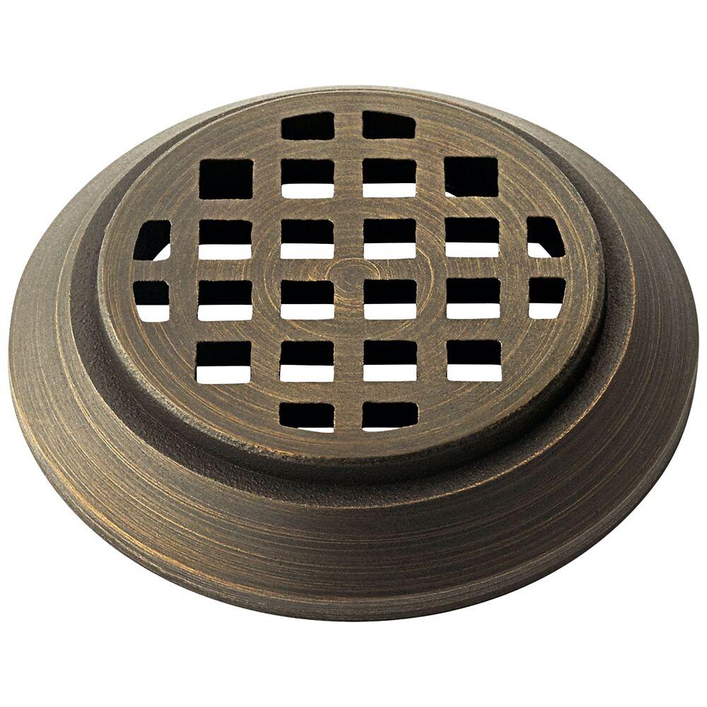 Kichler Mini All-Purpose Brass Honeycomb In-Ground Accessory - Style # 76E34