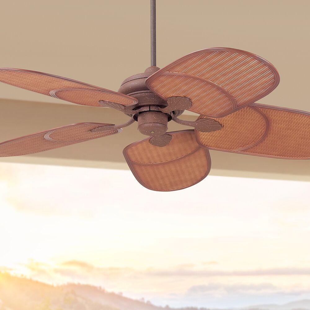 "Casa Vieja 42"" Casa Vieja Outdoor Tropical Ceiling Fan - Style # 11G35"