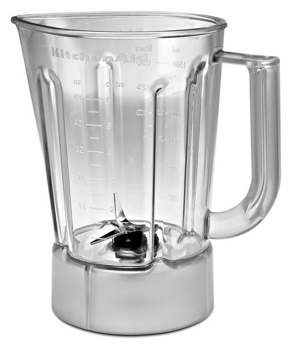 KitchenAid 48 oz Polycarbonate Pitcher For Blender (Fits Model Ksb465)