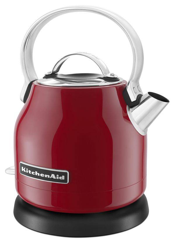 KitchenAid 1.25 L Electric Kettle in Empire Red