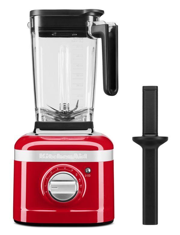 KitchenAid K400 Variable Speed Blender w/ Tamper in Passion Red