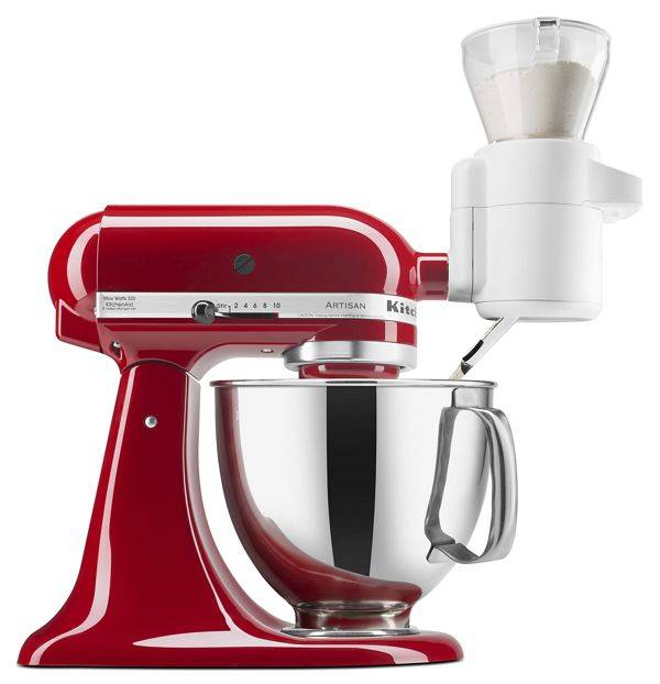 KitchenAid Stand Mixer Sifter + Scale Attachment