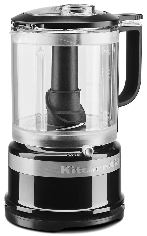KitchenAid 5 Cup Food Chopper/Slicer in Onyx Black